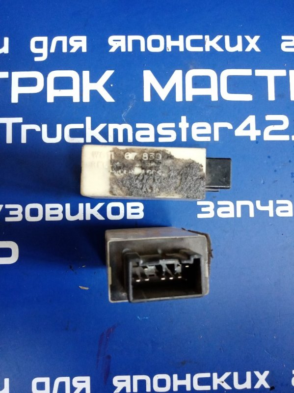 Реле дверного замка Mazda Titan WH65T 4HG1 2002