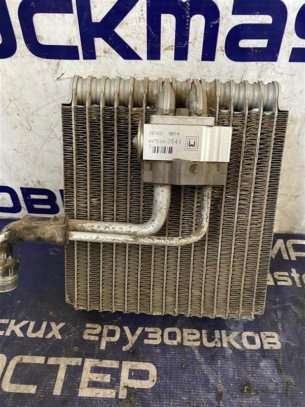 Радиатор кондиционера Hino Profia FS4FZH F21C 2001