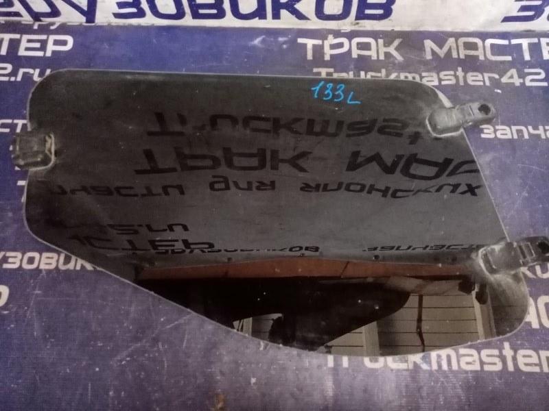 Стекло двери Mitsubishi Fuso FK61FK 6M60T 2000 переднее левое