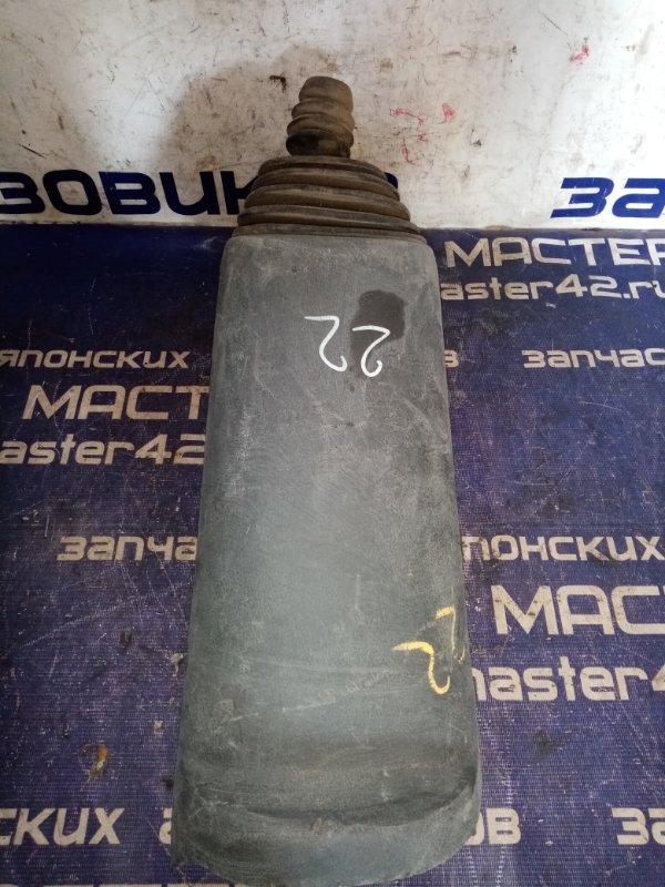 Кожух рычага переключения кпп Mazda Titan WG3AT 4HF1 1997