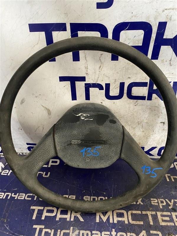 Рулевое колесо (руль) Nissan Diesel MK210 FE6 1998