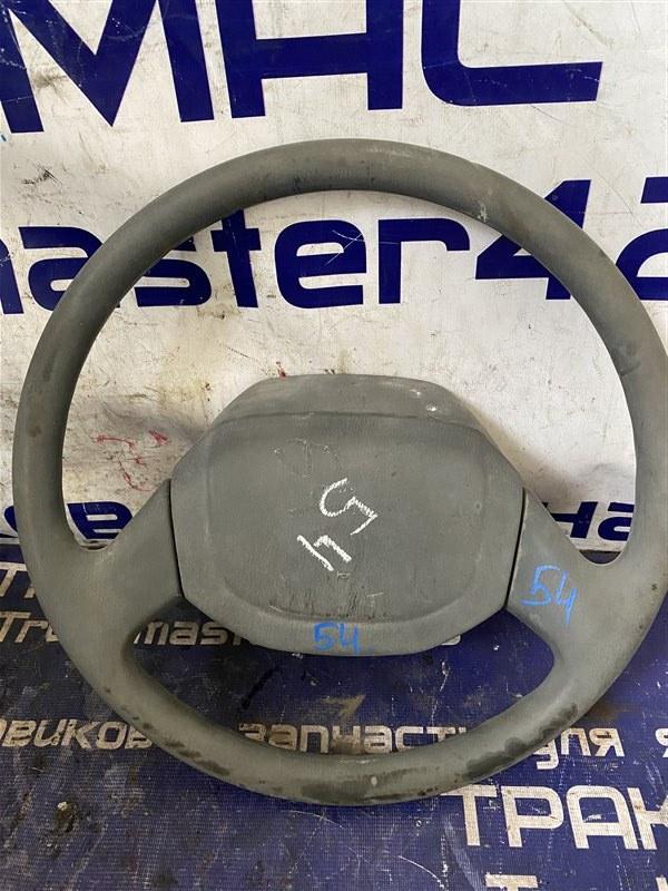 Рулевое колесо (руль) Nissan Atlas R4F23 QD32 2001