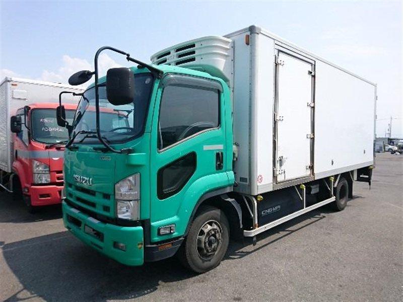 Леер грузовой Isuzu Forward FRR34 6HF1 ГАЗ 2007
