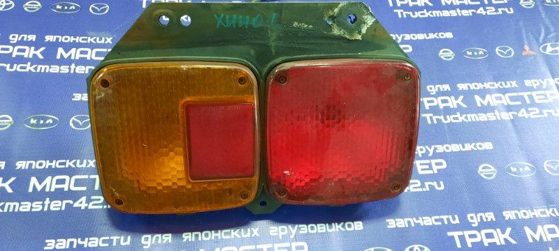 Стоп-сигнал Hino Ranger задний левый