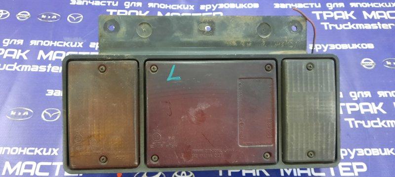 Стоп-сигнал Isuzu Elf задний левый