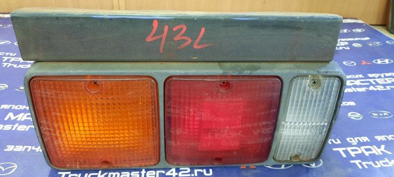Стоп-сигнал Mitsubishi Canter FE82DE 4M50 2006 задний левый