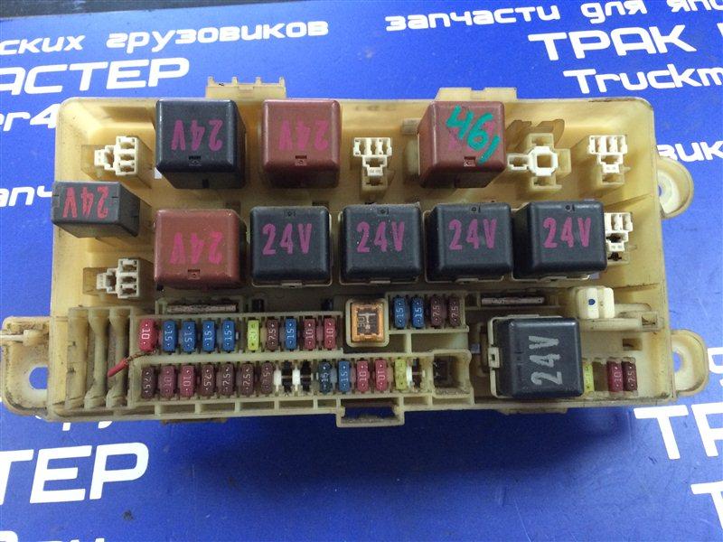 Блок предохранителей Hino Dutro XZU341 S05D 1999