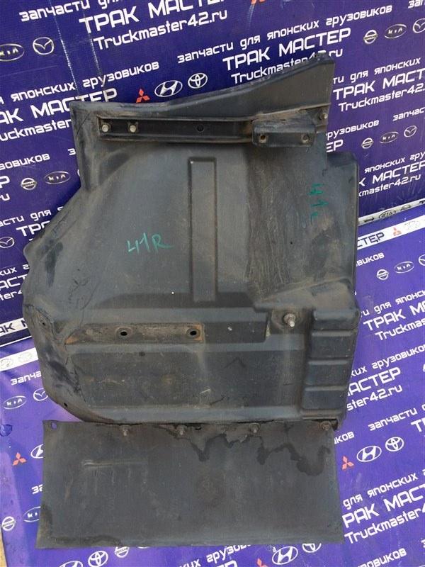 Крыло Mitsubishi Canter FEB50 4P10 2012 правое