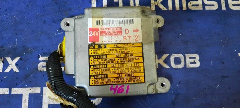 Блок управления airbag Hino Dutro XZU341 S05D 1999