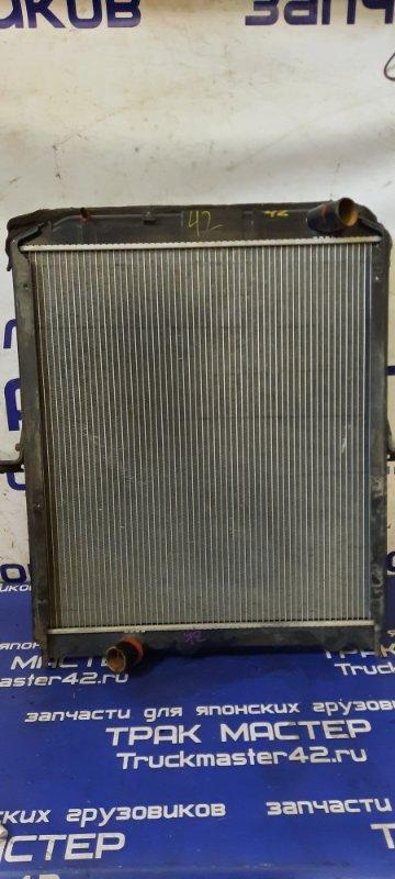 Радиатор охлаждения двигателя Hino Dutro XZU433M J05D 2006