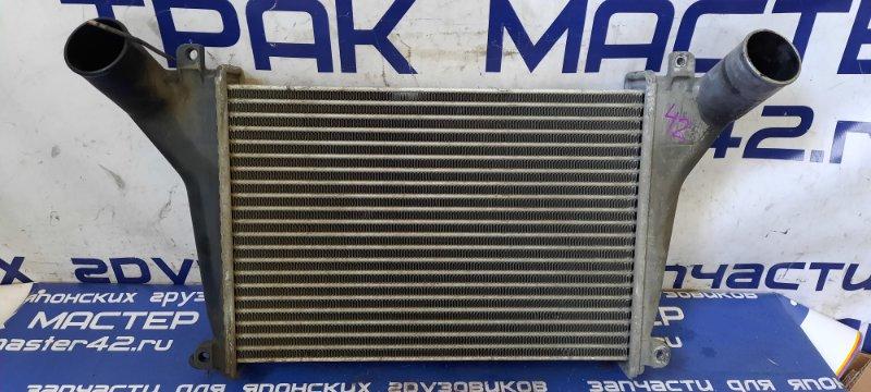 Радиатор интеркулера Hino Dutro XZU433M J05D 2006