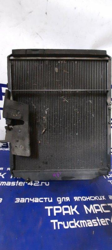 Радиатор охлаждения Hino Dutro XZU341 S05D 1999