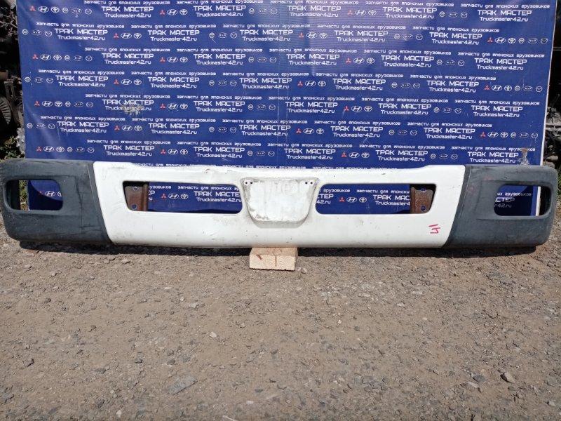Бампер Mitsubishi Canter FEB50 4P10 2012