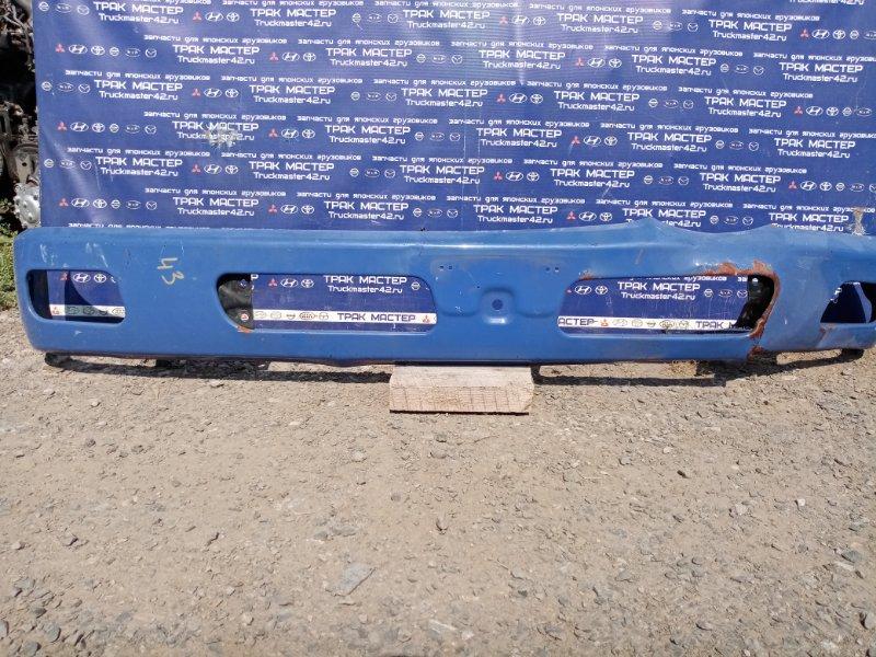 Бампер Mitsubishi Canter FE82DE 4M50 2006