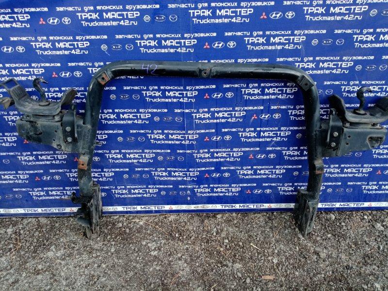 Крепление кабины задние Hino Dutro XZU433M J05D 2006