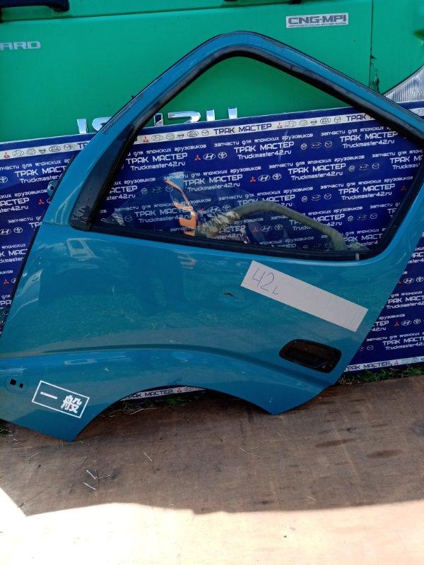 Дверь Hino Dutro XZU433M J05D 2006 передняя левая