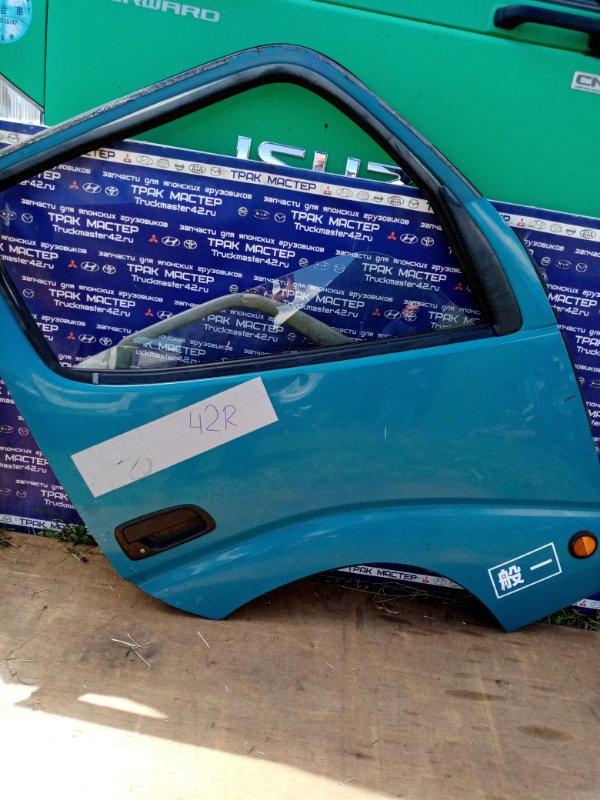 Дверь Hino Dutro XZU433M J05D 2006 передняя правая