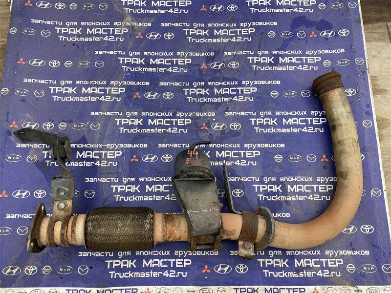 Труба глушителя Mitsubishi Canter FE53EC 4M51 2000