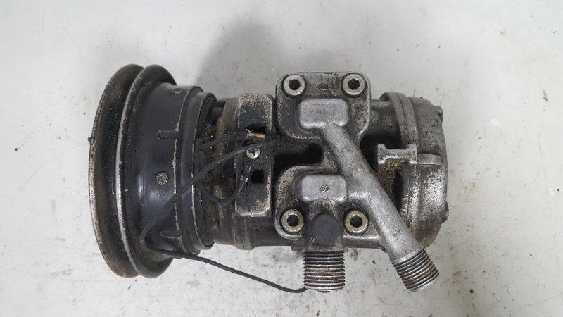 Компрессор кондиционера Toyota Carina A60 1C
