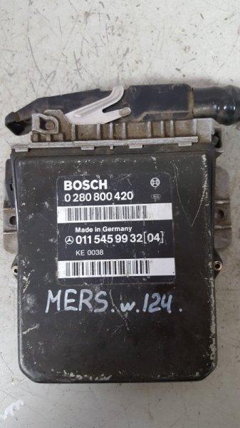 Блок управления двигателем двс эбу Mercedes E300 Купэ W124 M104 1994