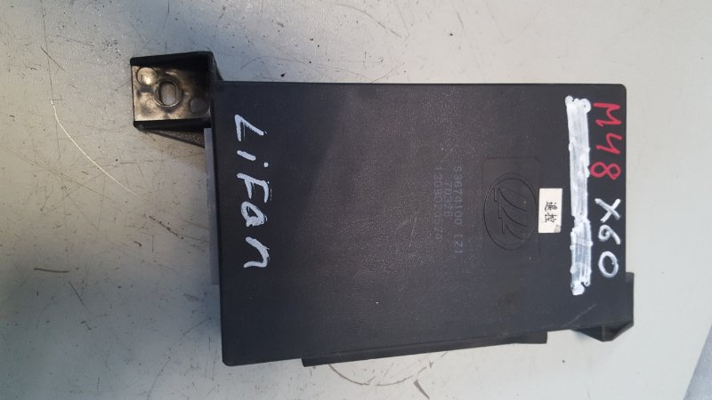 Блок комфорта Lifan X60