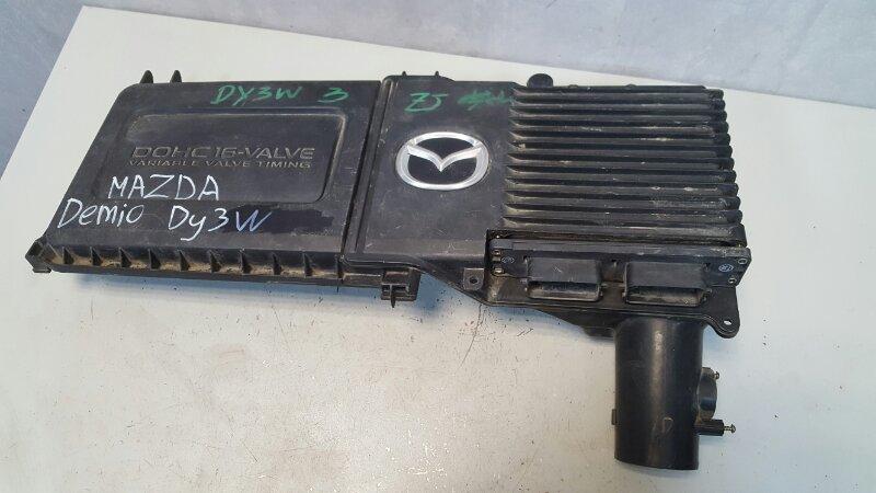 Блок управления двигателем двс эбу Mazda Demio DY DY3W 2002