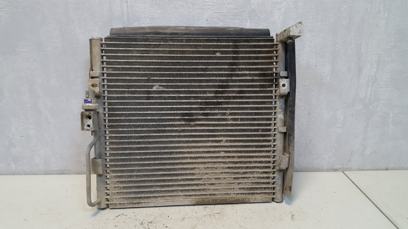 Радиатор кондиционера Honda Civic Ferio EG8 D15B 1.6Л 1992
