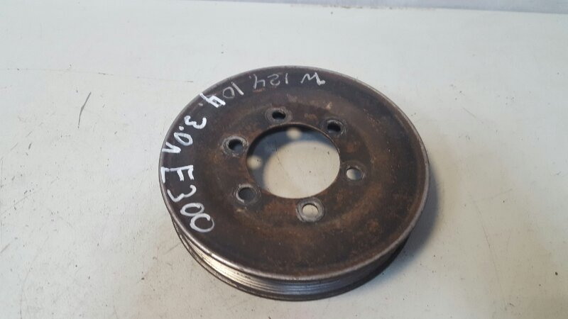 Шкив коленвала Mercedes E300 Купэ W124 M104 1994