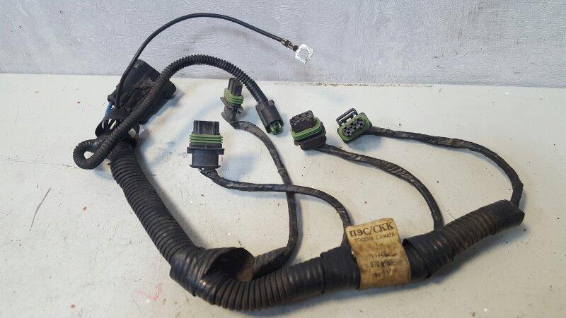 Проводка шлейф коса на форсунки Ваз 2107 Инжектор 1.6Л 2008