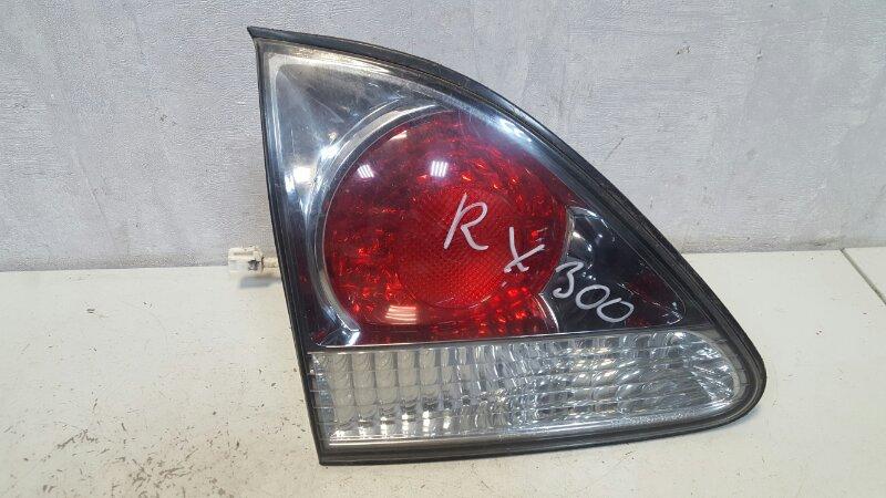 Фонарь Lexus Rx300 задний левый