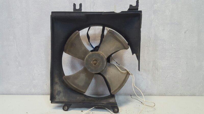 Вентилятор охлаждения радиатора Honda Civic ED D15B 1990г