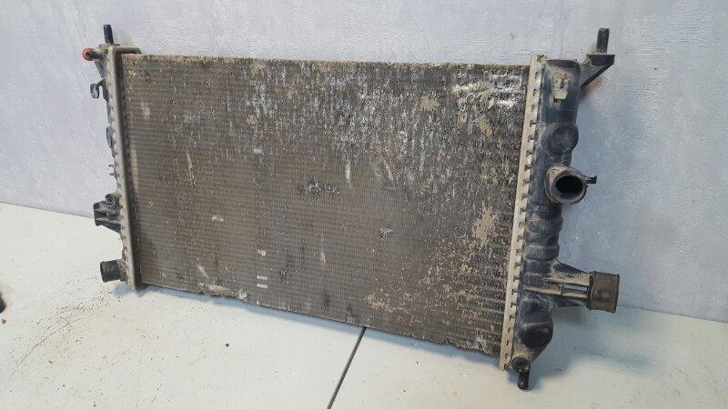 Радиатор охлаждения двс Opel Astra G
