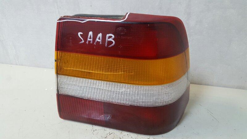 Фонарь Saab 9000 YS3C B202XI 1986 задний правый