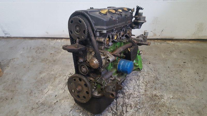 Двигатель двс Honda Civic ED D15B 1990г