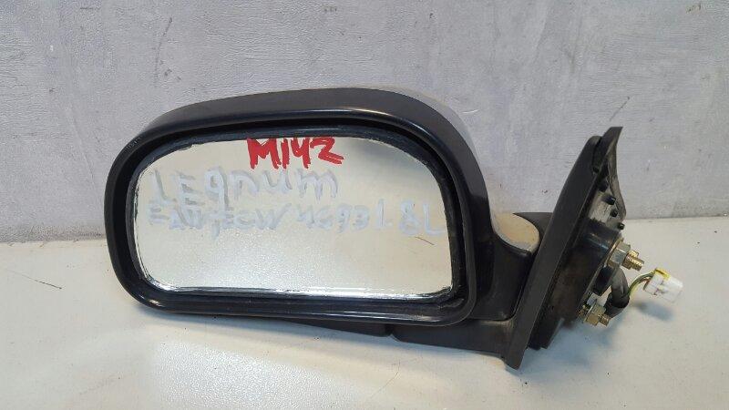Зеркало Mitsubishi Legnum EAW 4G93 1997 переднее левое