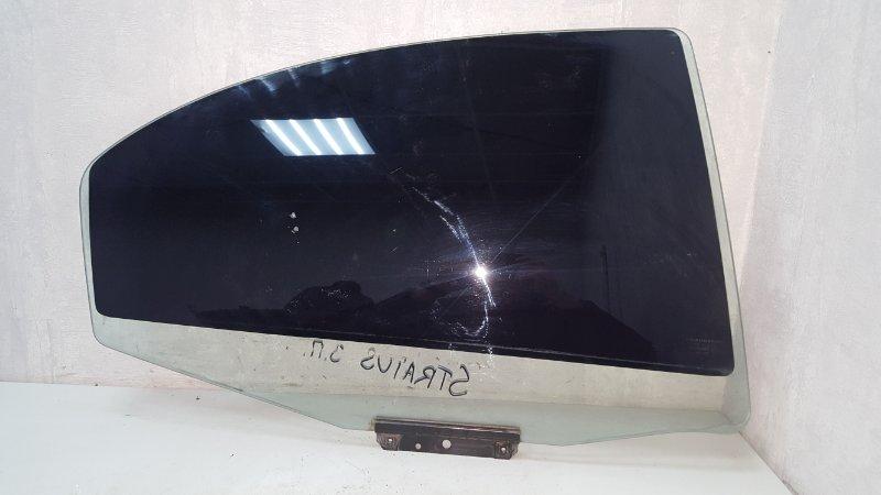 Стекло двери Dodge Stratus STX EDS 2002 заднее правое