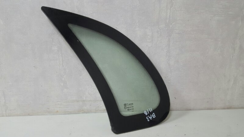 Стекло кузовное глухое Ваз 1118 Калина левое