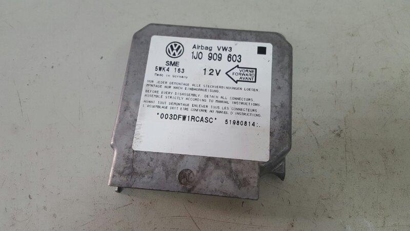 Блок управления srs airbag Volkswagen Sharan 7M8 AMY 1999