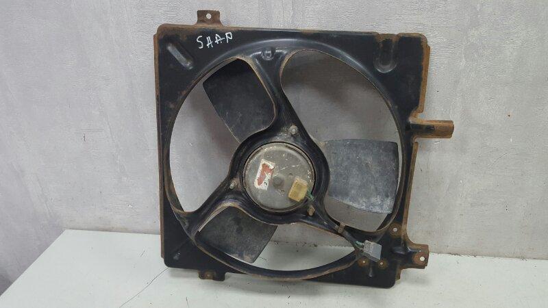 Вентилятор охлаждения радиатора Saab 9000 YS3C B202XI 1986