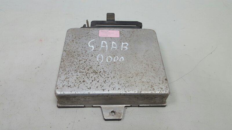 Блок управления двигателем двс эбу Saab 9000 YS3C B202XI 1986