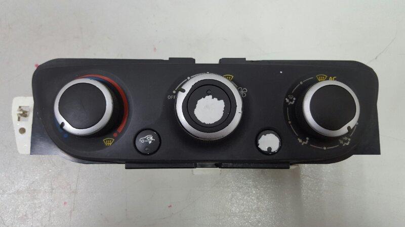 Блок управления климатом печкой отопителем Renault Fluence L30 K4M 2012