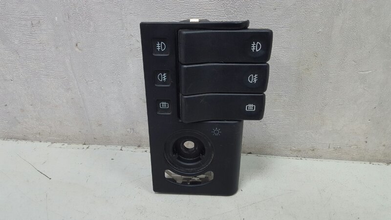 Кнопка противотуманок Volvo 460 СЕДАН 460 B20F 1995