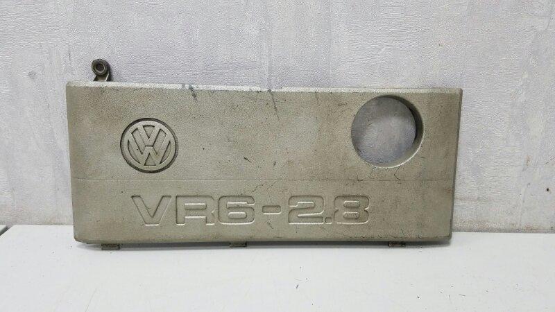 Накладка (крышка) двигателя двс Volkswagen Sharan 7M8 AMY 1999