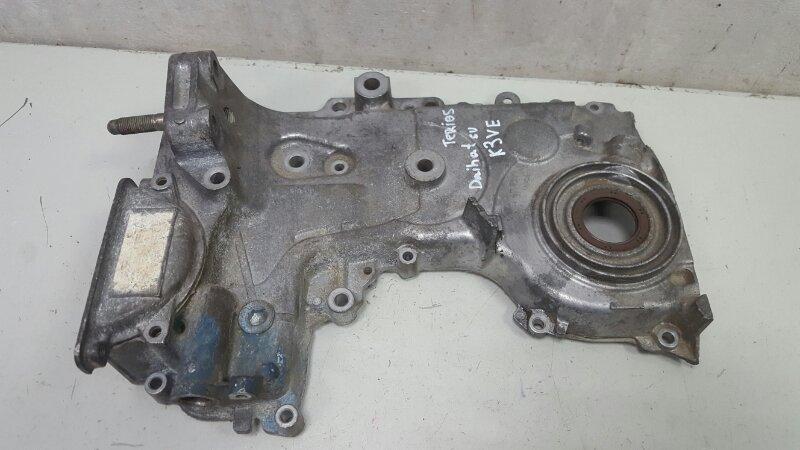 Крышка двигателя двс Daihatsu Terios K3VE 1.5L 105 Л.С. передняя