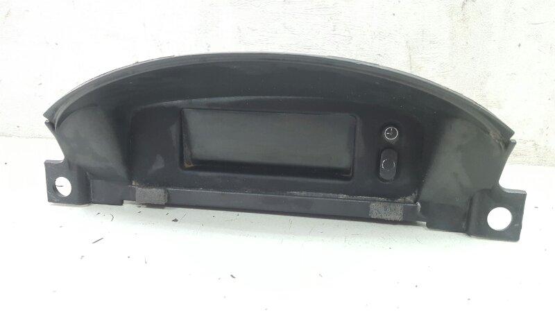 Дисплей информационный монитор Opel Combo C Van Z13DTJ 2008г