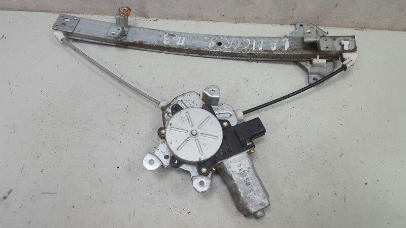 Стеклоподъемник электрический Mitsubishi Lanser 9 CSA 4G18 2003 задний правый