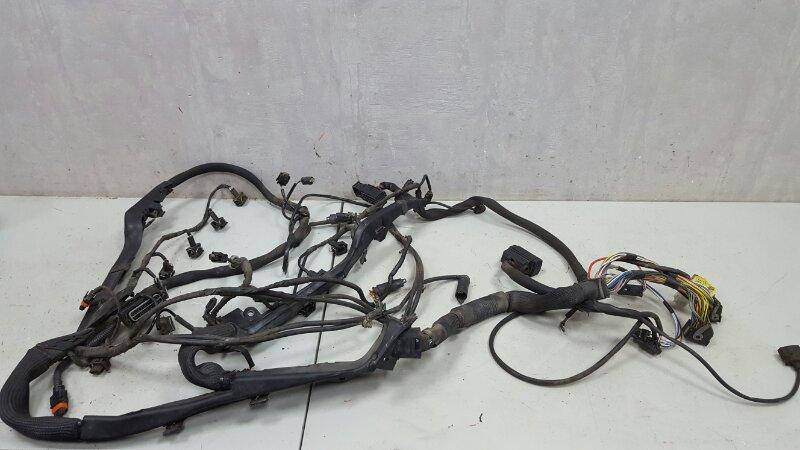 Проводка шлейф коса двигателя двс Mercedes S600L W220 M137.970 2001