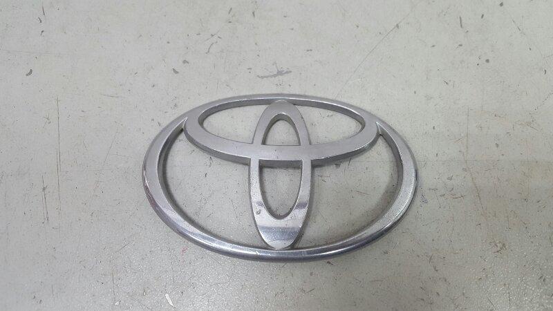 Эмблема Toyota Prius XW10 1NZ-FXE 1998г передняя