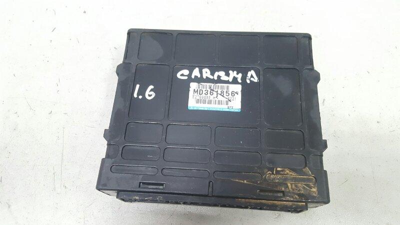 Блок управления двигателем двс эбу Mitsubishi Carisma DAA 4G92 2000