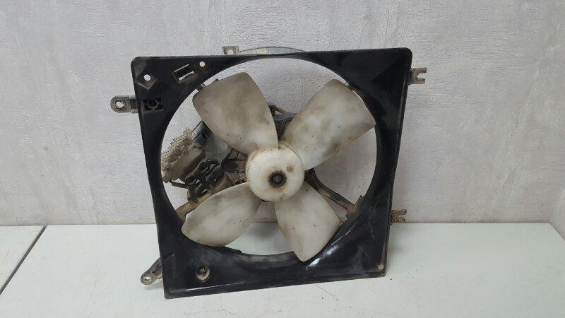 Вентилятор охлаждения радиатора Mitsubishi Legnum EAW 4G93 1997